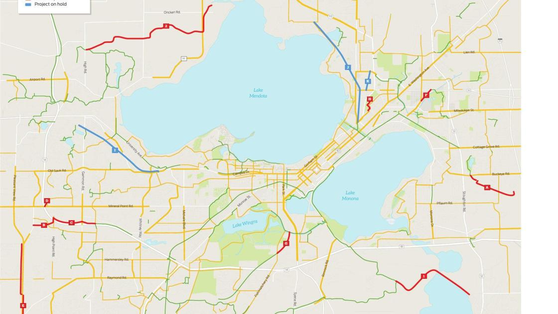 Madison Bike Path Map PDF | | madison.com on madison bus map, madison park map, madison river map, madison bike trail map, madison street map, madison bike route map,