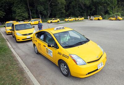 State grant to Union Cab