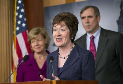 Susan Collins, Tammy Baldwin
