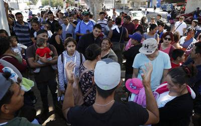 New directive takes aim at immigrants fleeing gang violence