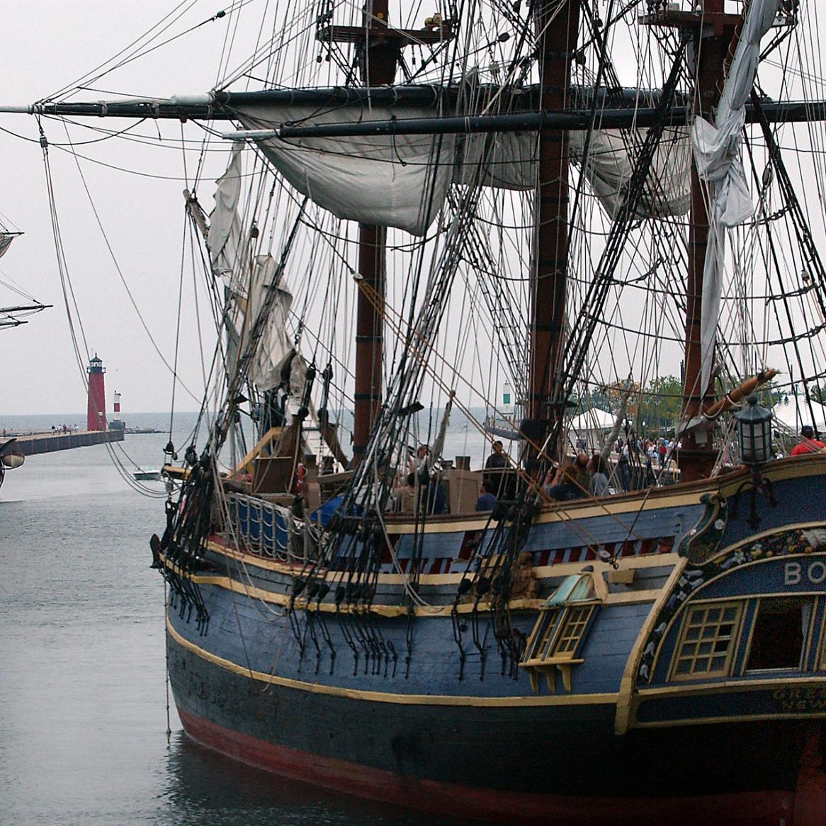 Tall Ships Festival Green Bay Wi
