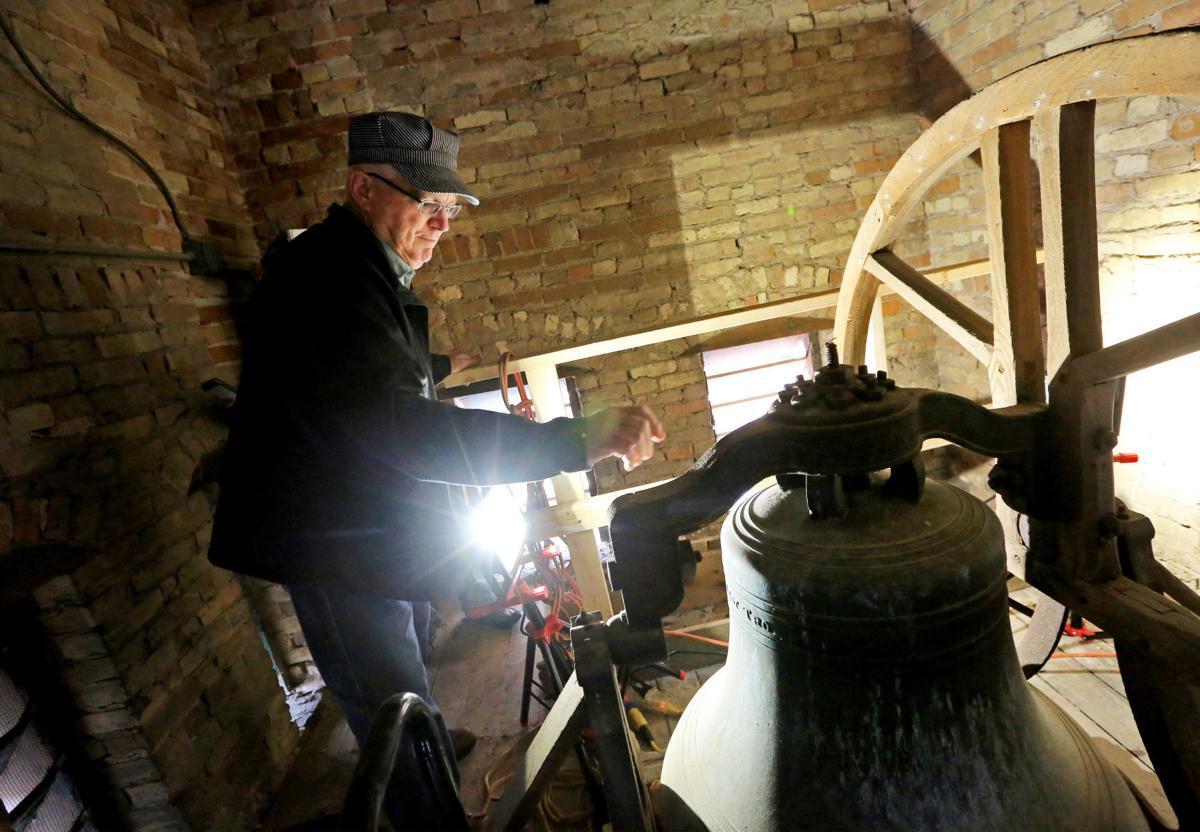 Waterloo Area Historical Society Museum restoration