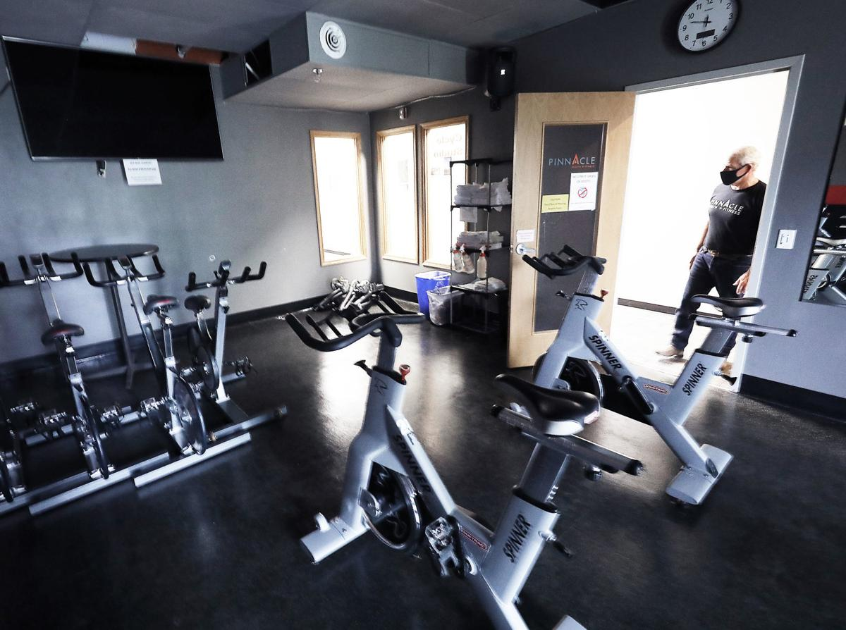 Fitness openings