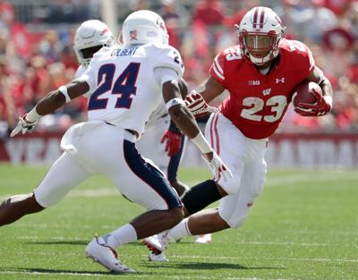 College Football Big Ten Teams Ground Control Grinding Out Yardage