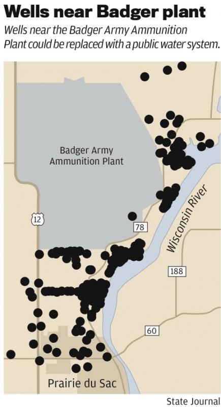 ammo wells map 0930