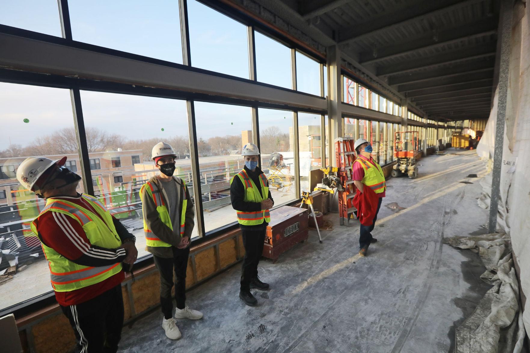 Madison Youth Arts Center - fourth floor