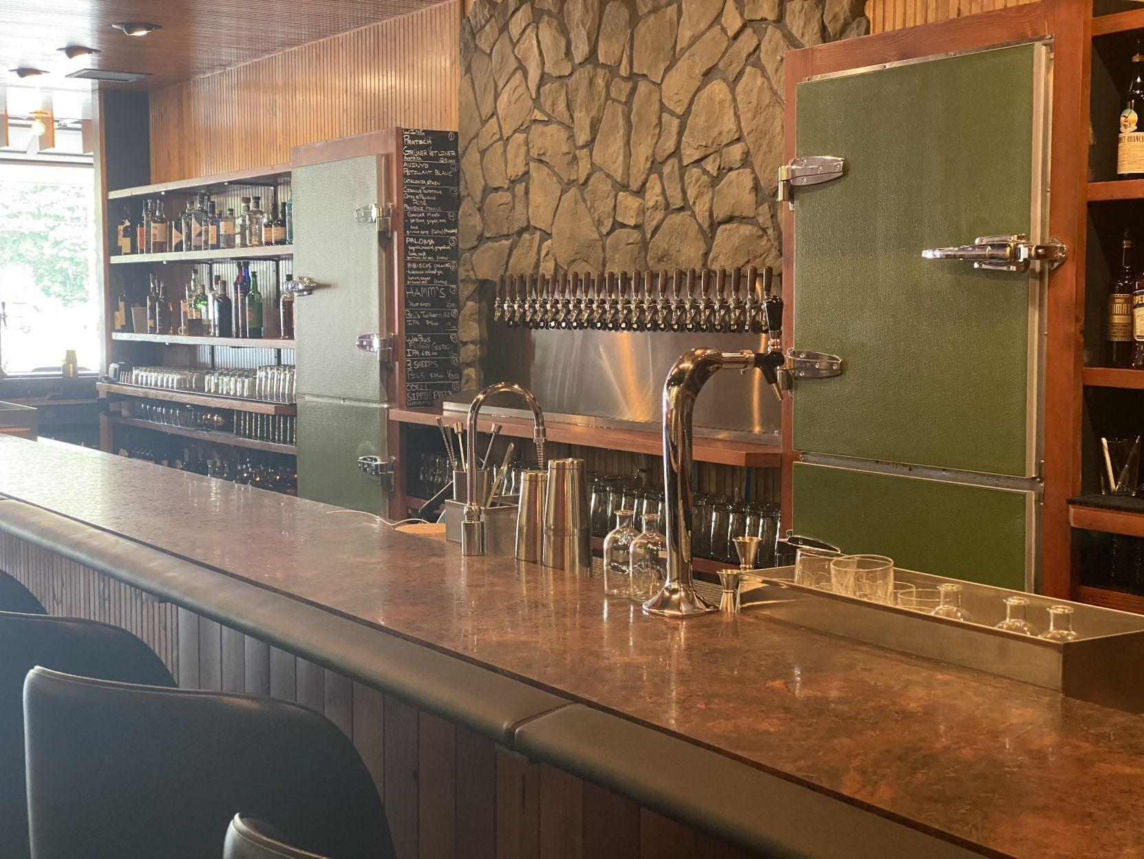 The Muskellounge and Sporting Club, aka 'The Muskie,' opens its ...