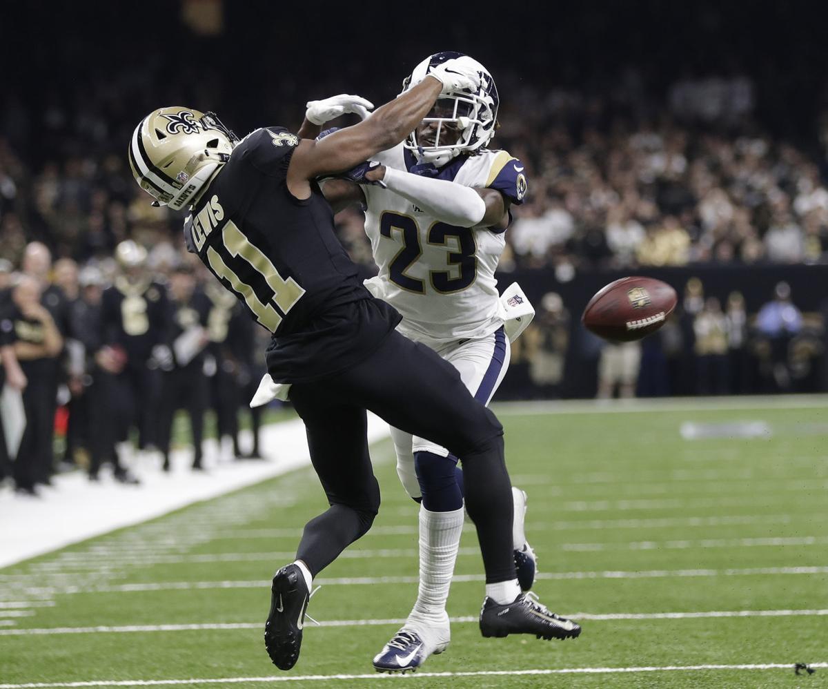 Blown call NFC Championship, AP photo