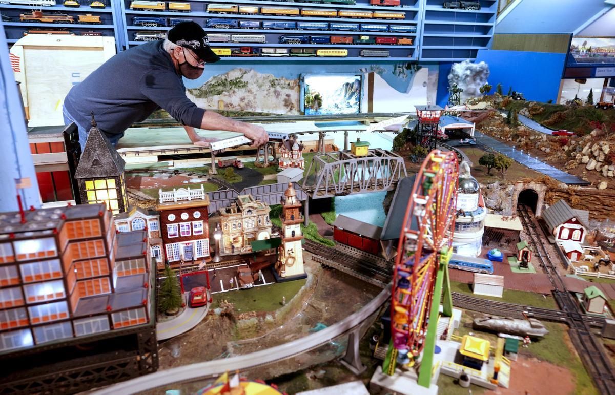 Toy Train Barn Museum