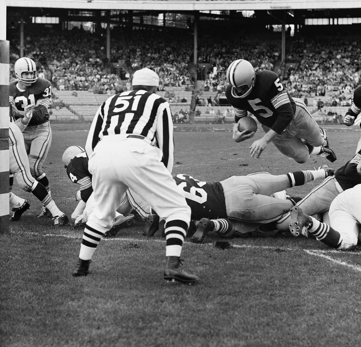 Paul Hornung - Packers vs. 49ers 1960