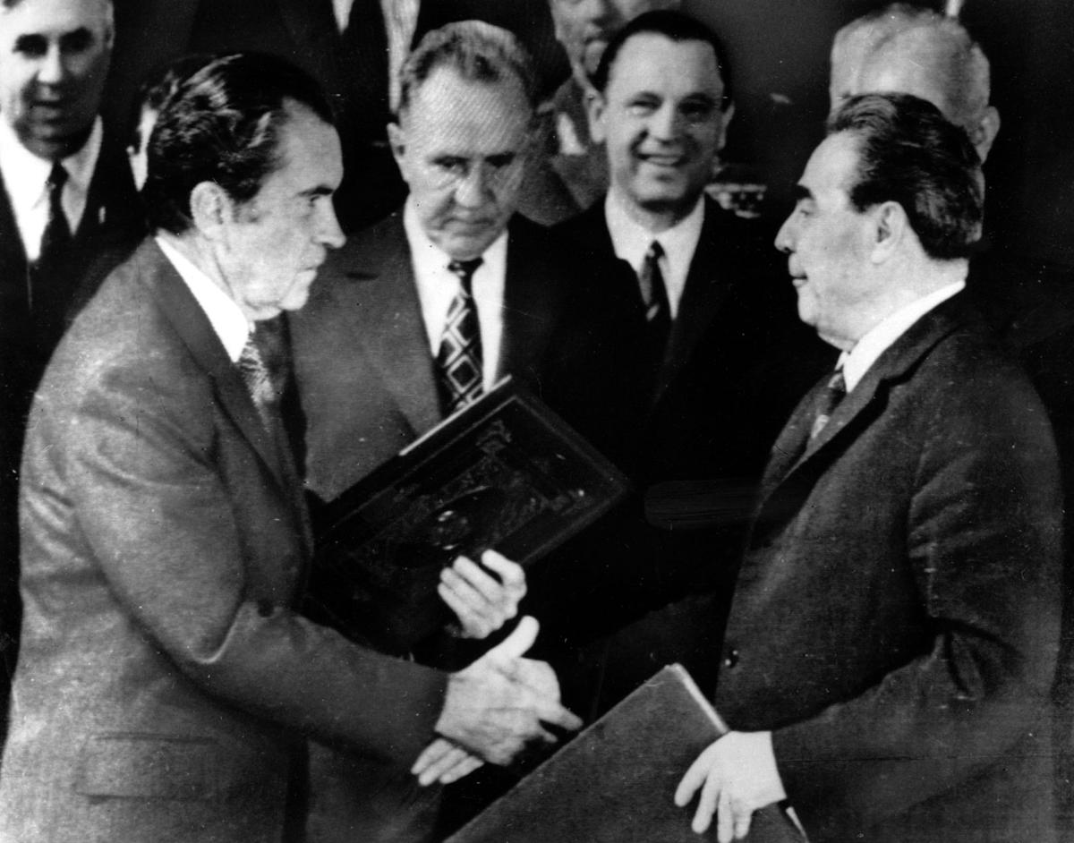 Today In History, May 26: Anti-Ballistic Missile Treaty
