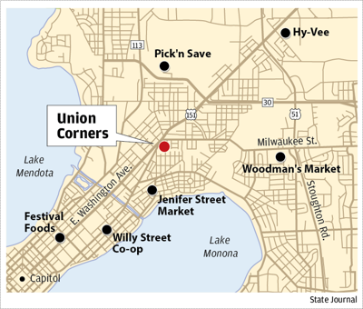 Union Corners