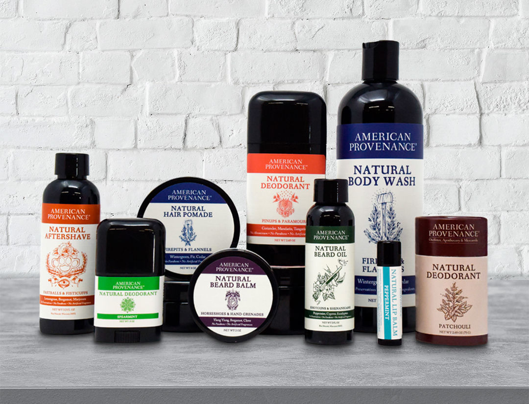American Provenance products
