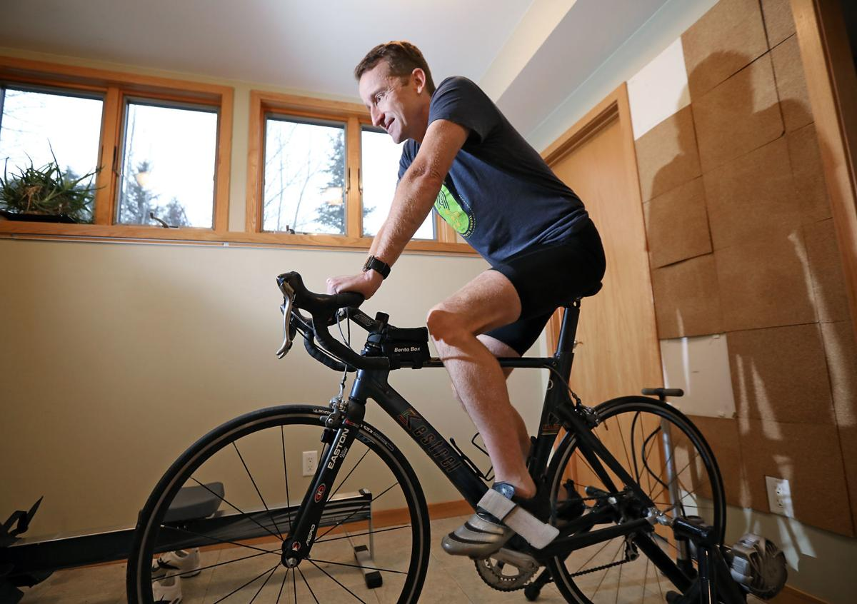 Know Your Madisonian: Triathlete learns to race again after debilitating stroke