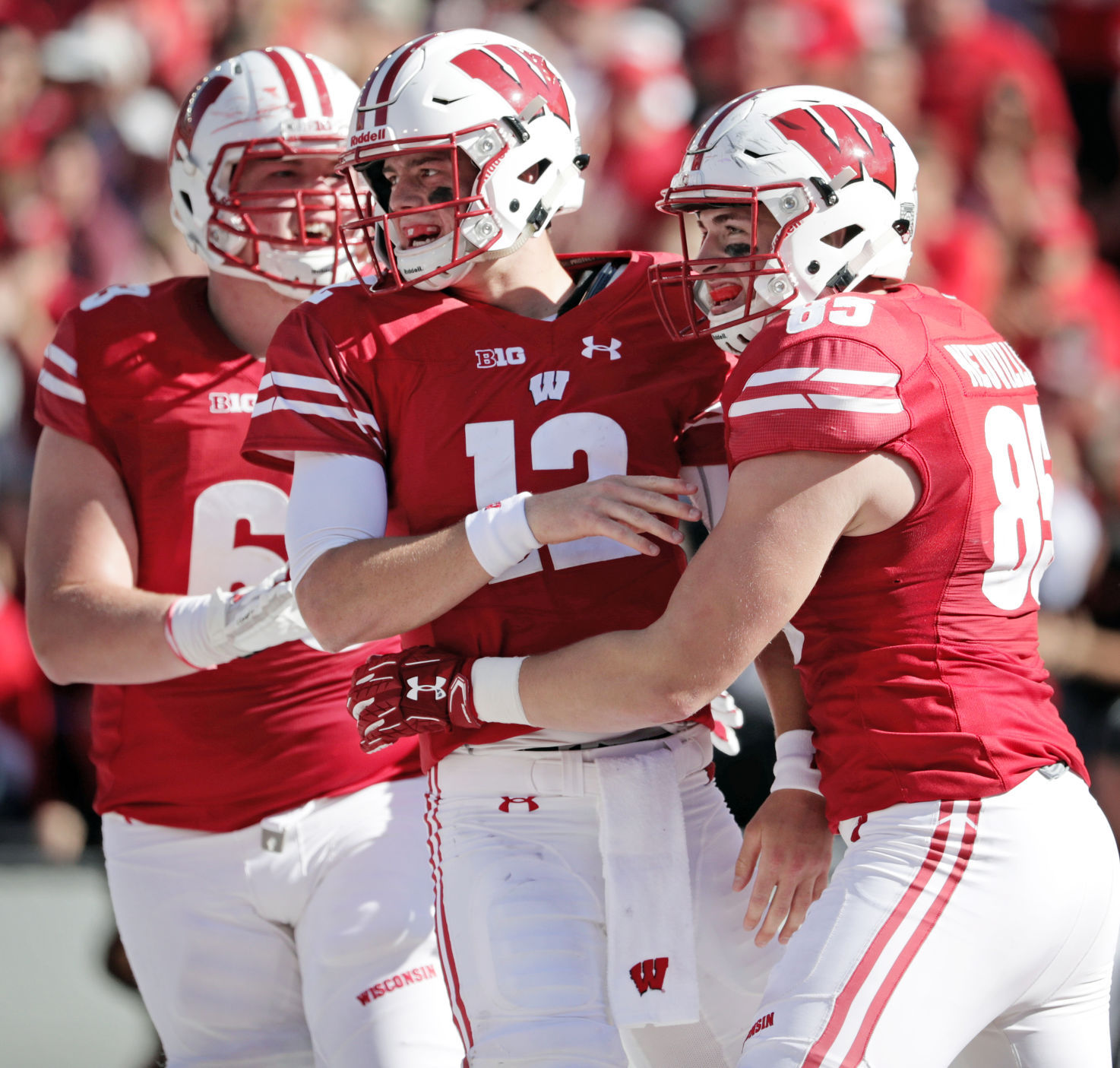 Badgers football film room: Can the best version of Alex ...