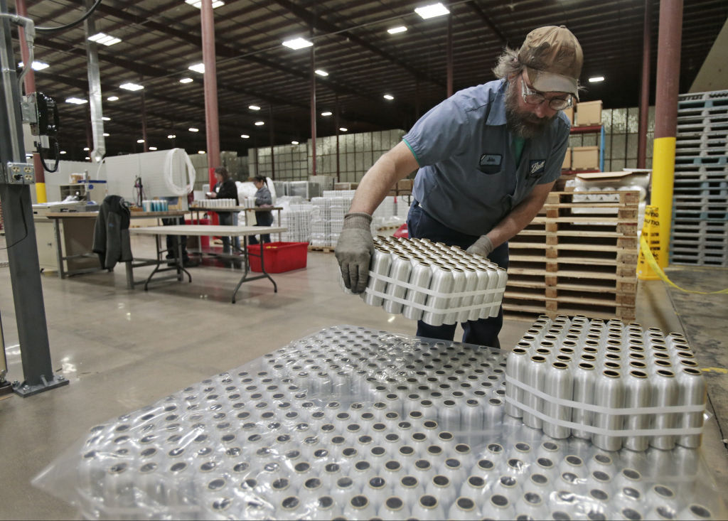 ball corp finishes 18m expansion madison wisconsin business news