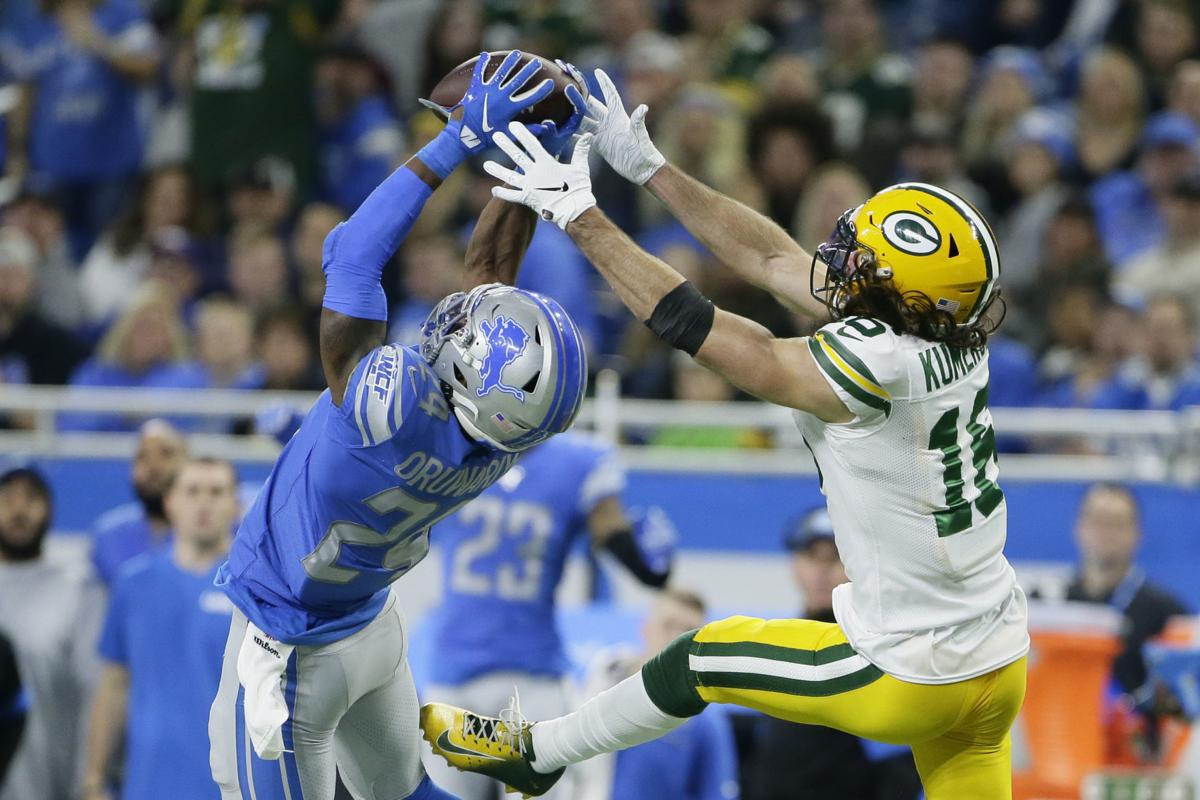 Tom Oates Packers Abysmal First Half Against Lions Raises Concerns Heading Into Playoffs Pro Football Madison Com