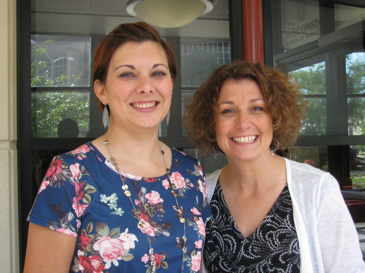 Heather Wentler and Amy Gannon - Doyenne