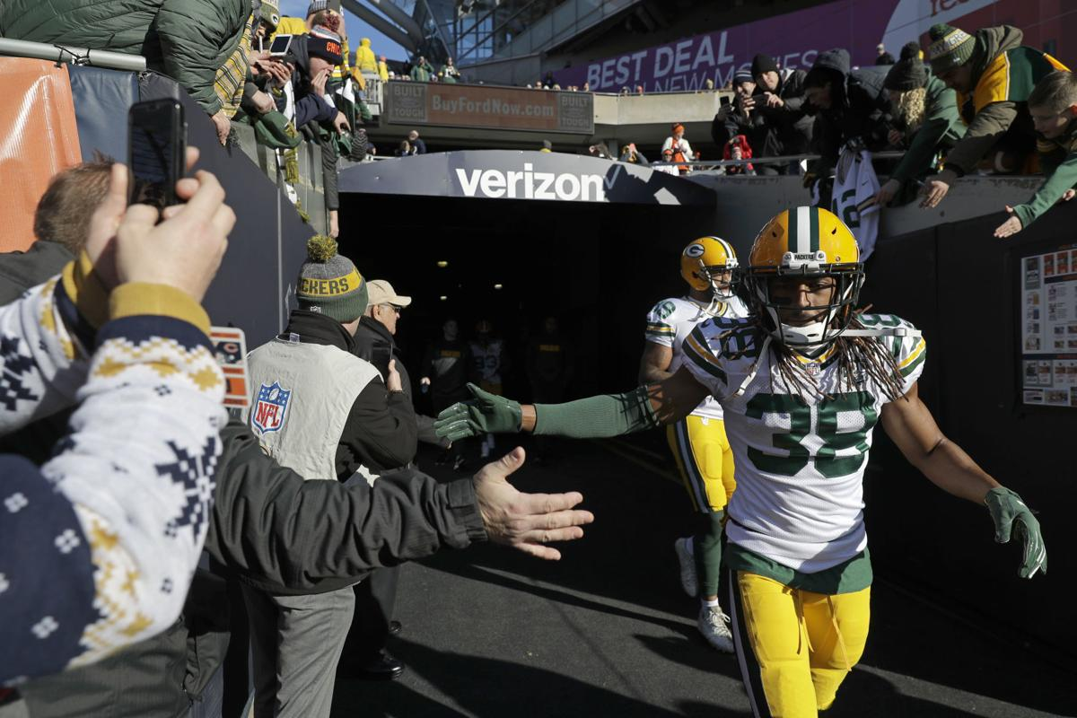 Tramon Williams jump photo