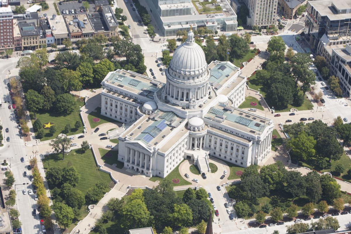 Wisconsin Capitol, State Journal generic file photo