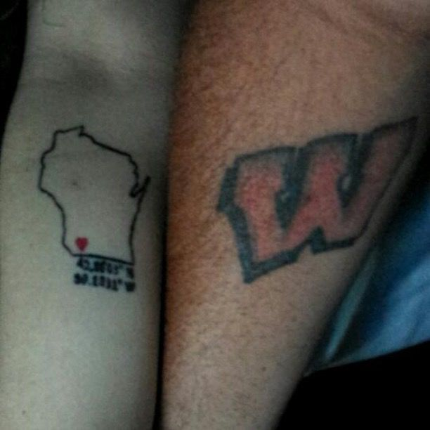 Photos: These people love Wisconsin so much they 'said it in