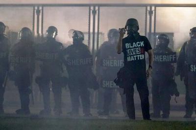 Kenosha shooting strains relationship between Blacks, police (copy)