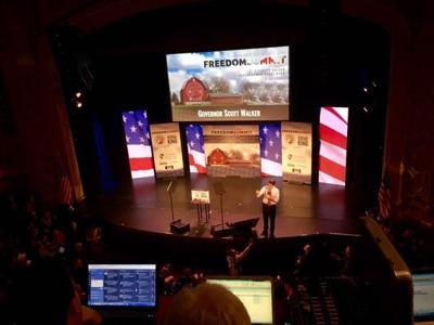 Walker - Iowa Freedom Summit
