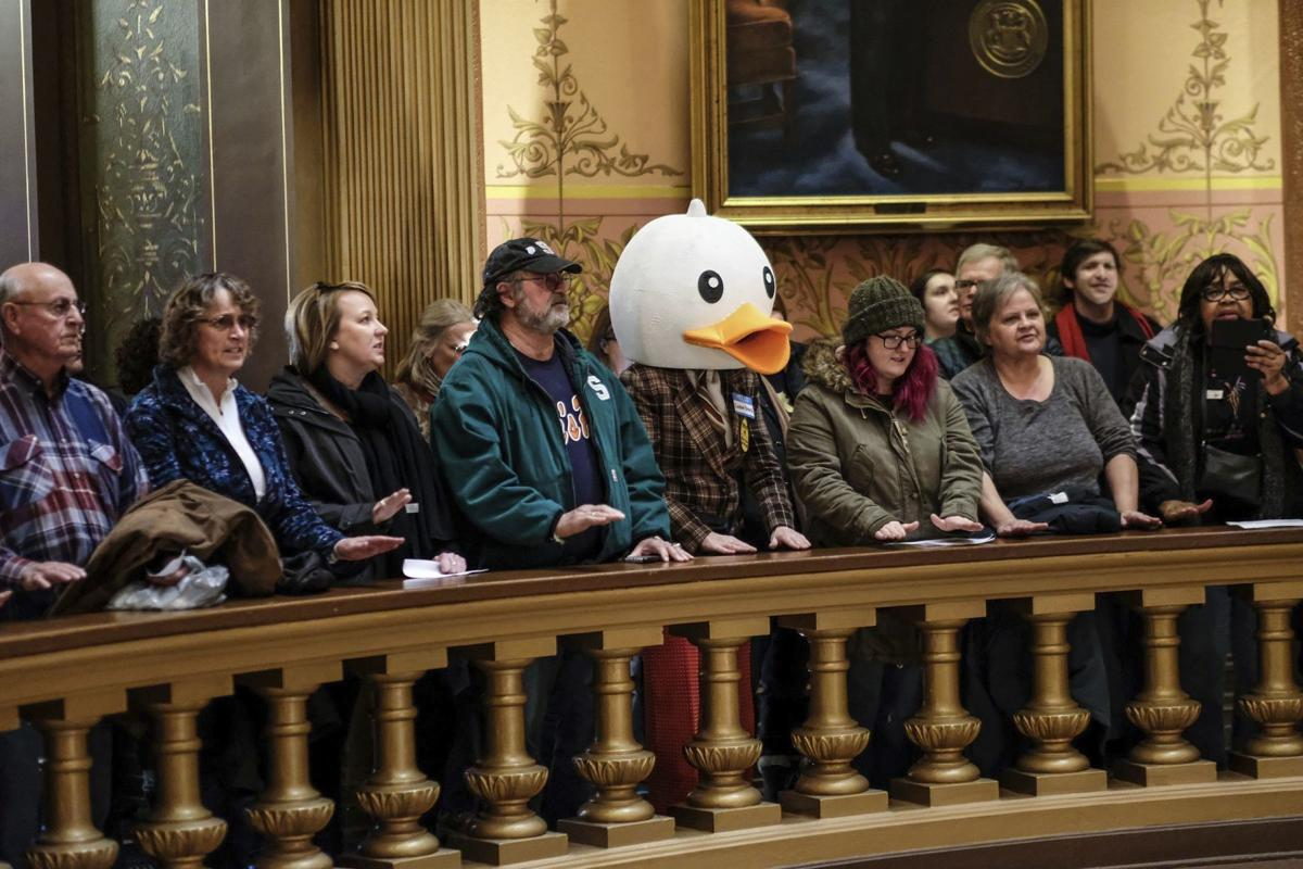 Michigan Legislature Lame Duck