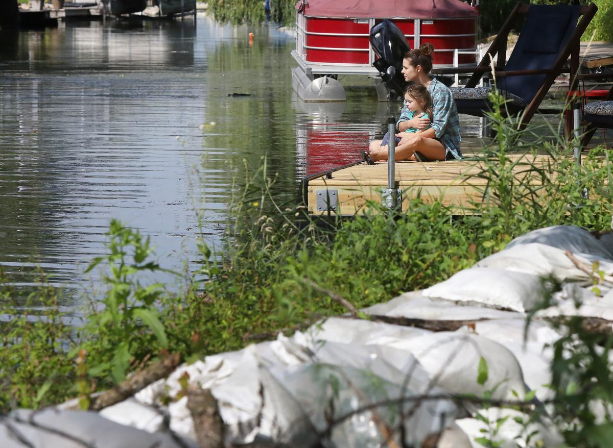 Flood anniversary -- A1 main