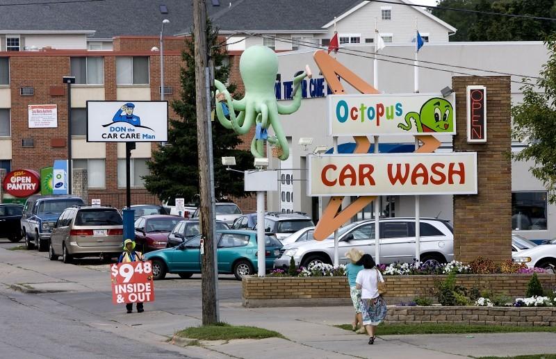 Octopus Car Wash Orlando: Plan Aims To Renew Old University Avenue