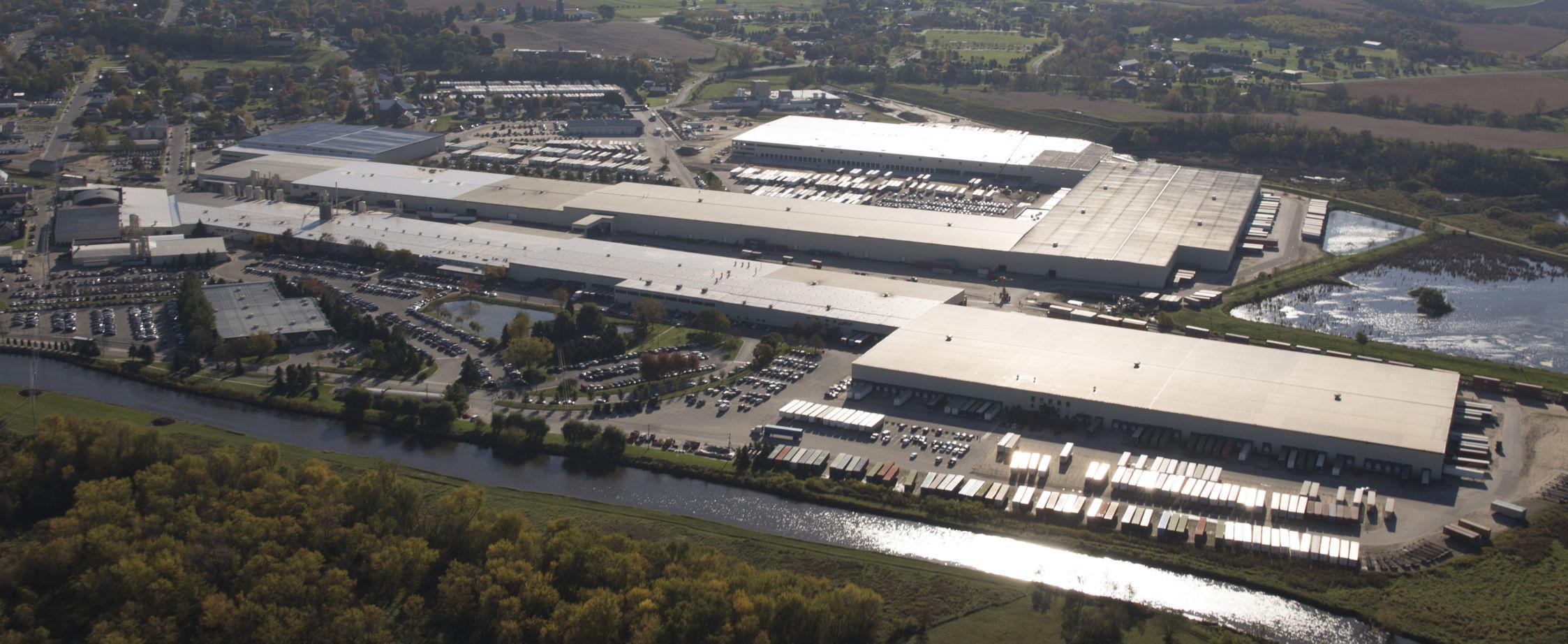 042519 Wsj News Ashley. Ashley Furnitureu0027s Headquarters And Manufacturing  Facility In Arcadia ...