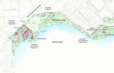 Brittingham Park design