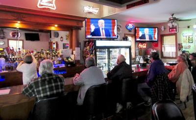 Tapper's Bar in Johnson Creek