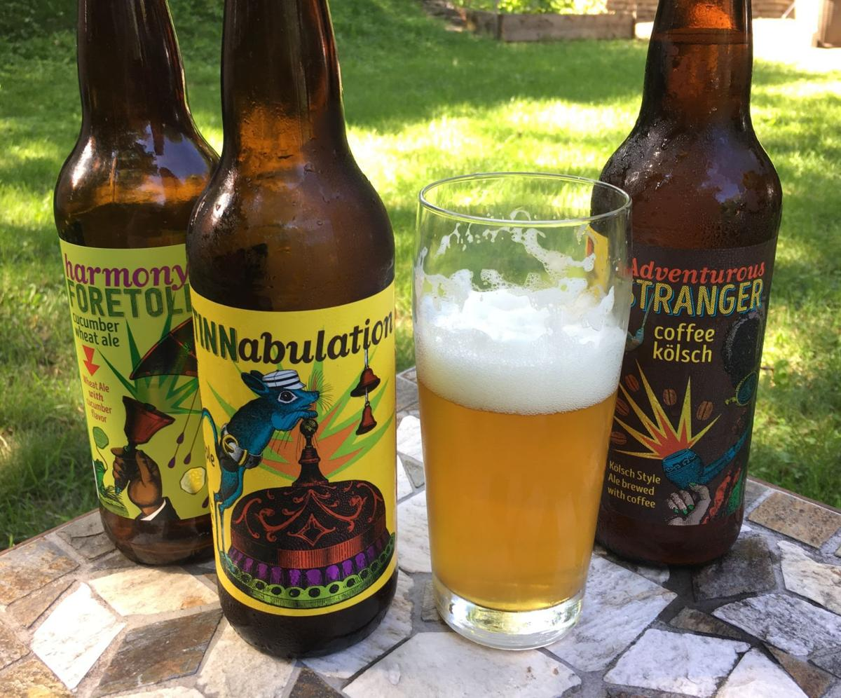 Campanology Brewing beers