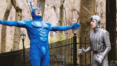 Bingeworthy: 'The Tick' is a darker shade of blue on Amazon Prime
