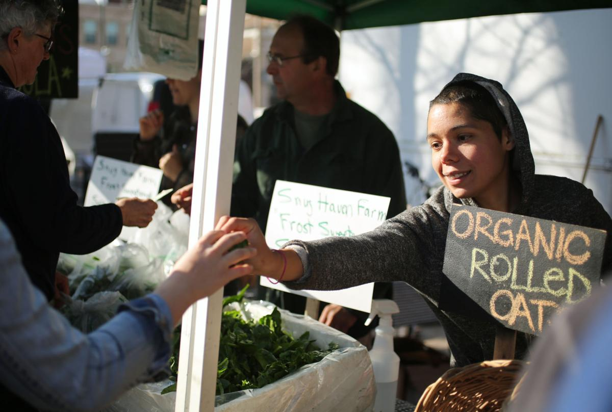 Photos: Dane County Farmers' Market | Local News | madison com