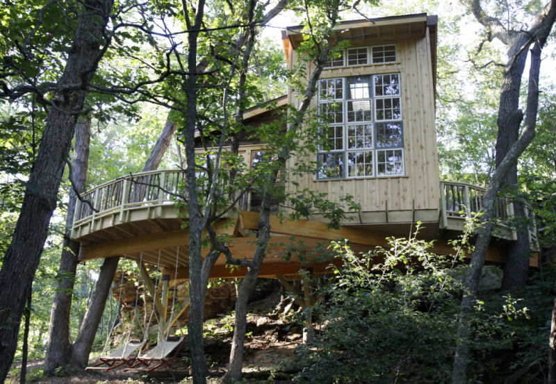 Middleton family to be featured on 'Treehouse Masters' TV show ... on