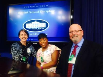 mmsd at white house on school discipline