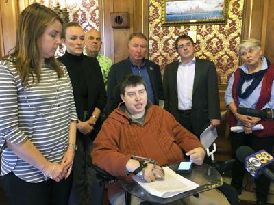 Disabled Lawmaker Access (copy)
