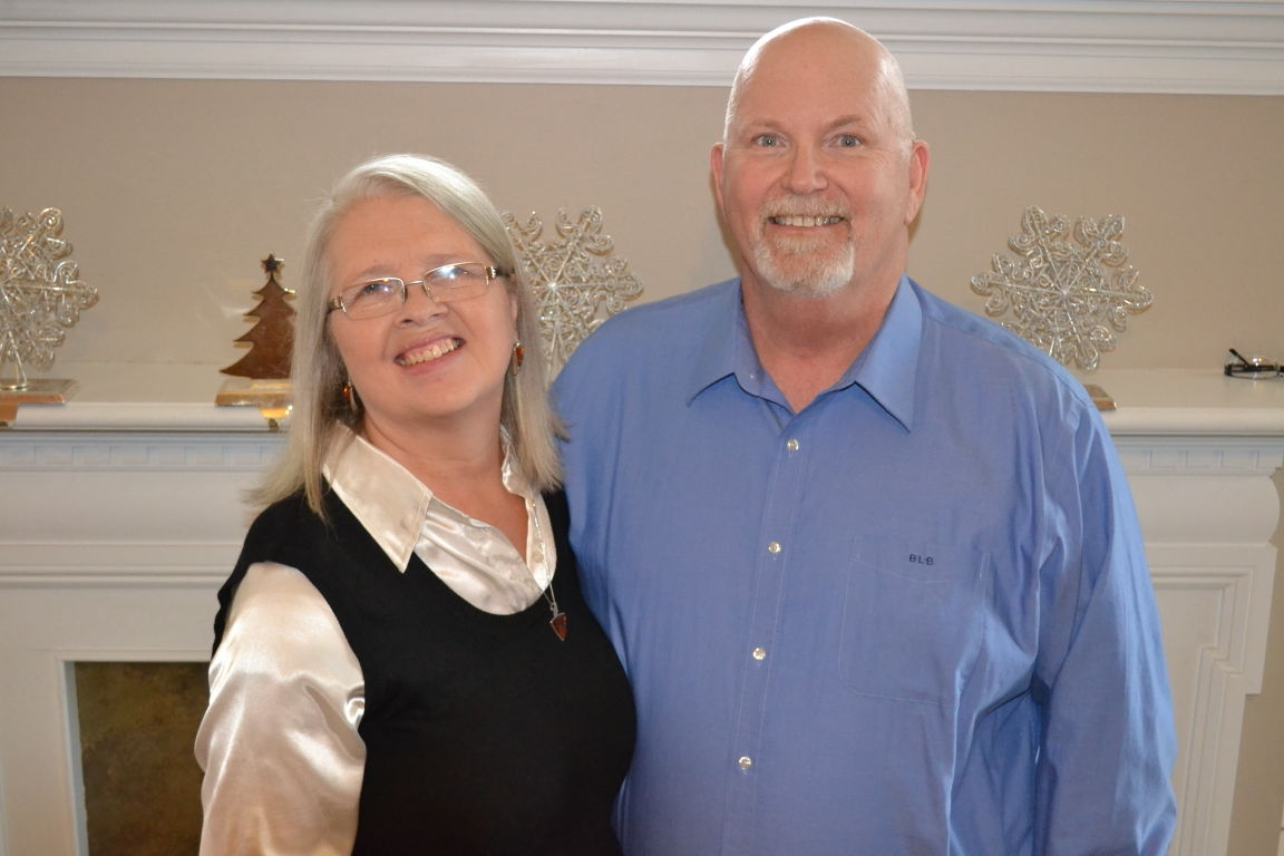 Brian and Corinne Blanchette are celebrating 40 years of marriage!