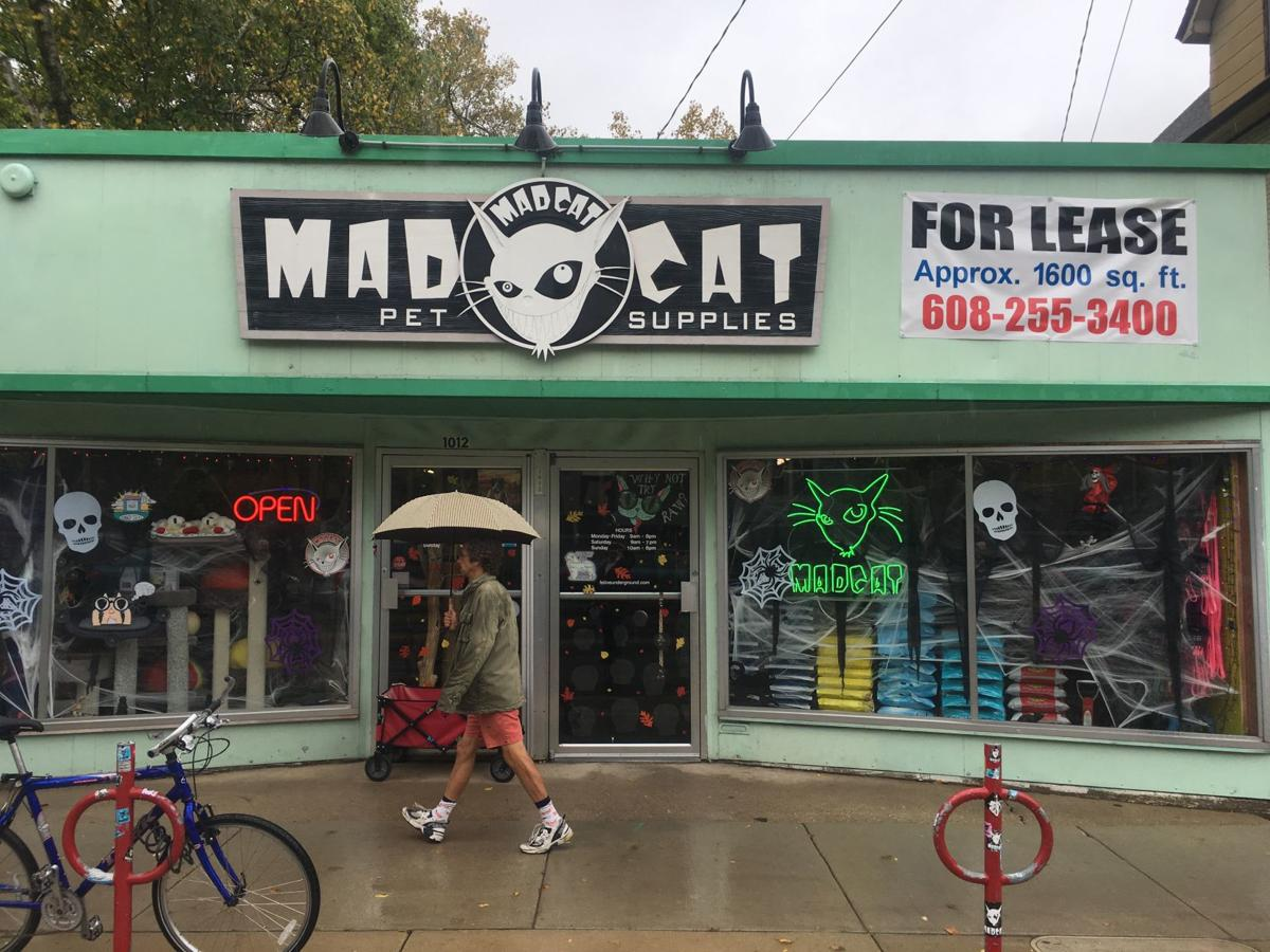 MadCat moving to larger space on Willy Street