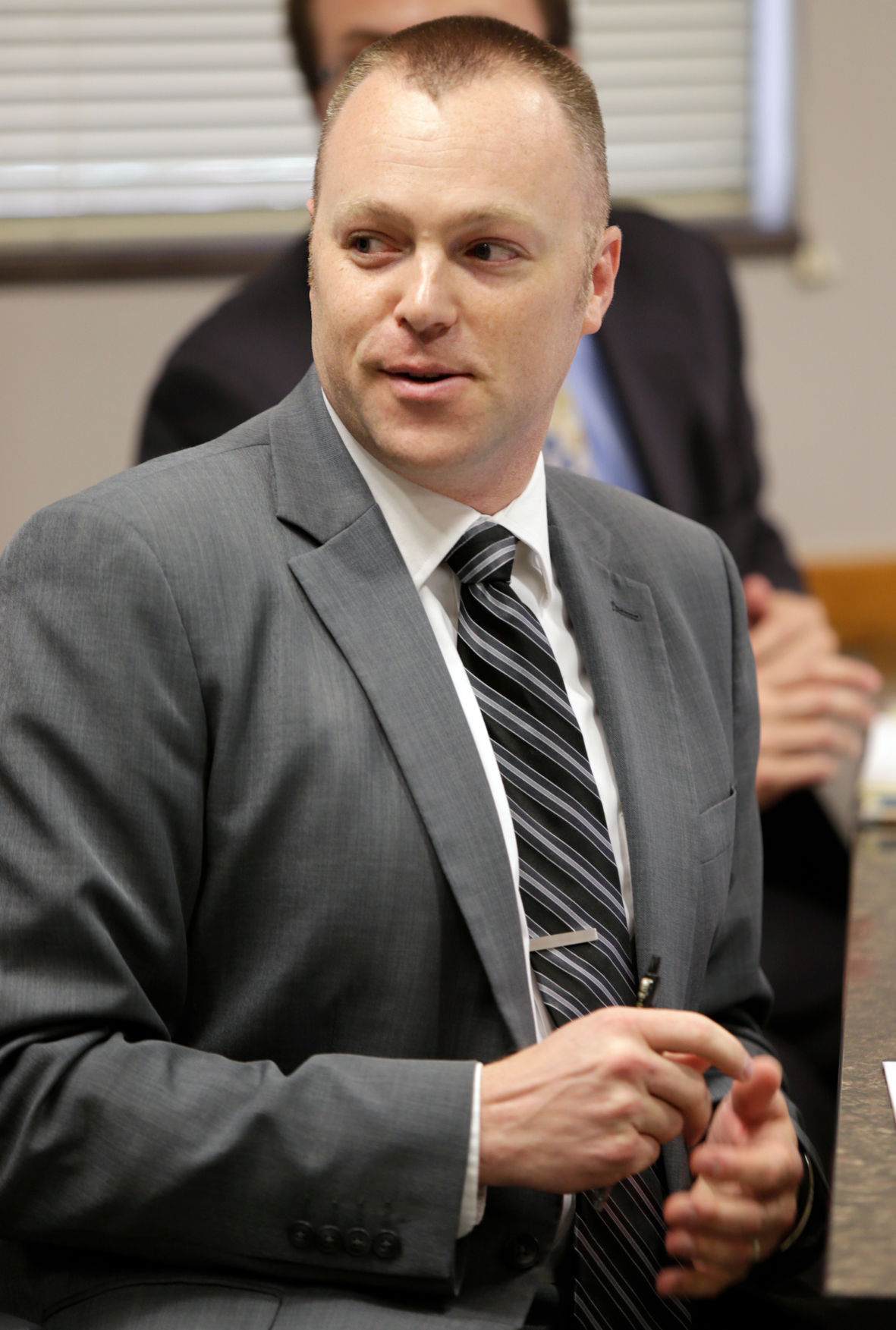 Ethics Commission Administrator Brian M. Bell (copy) (copy) (copy)