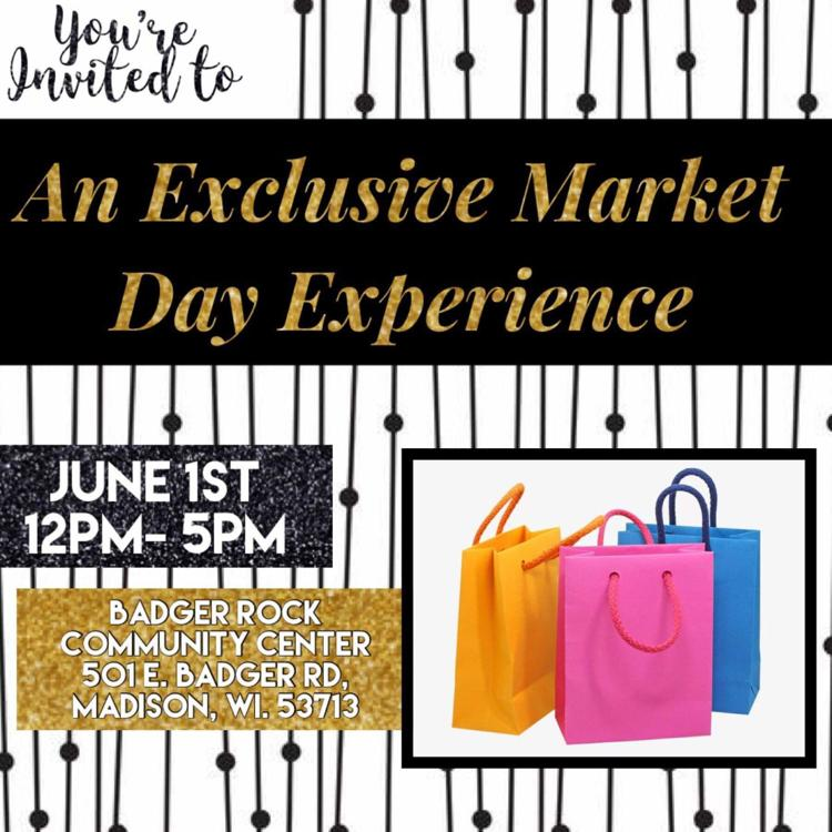 Exclusive Market Day Event