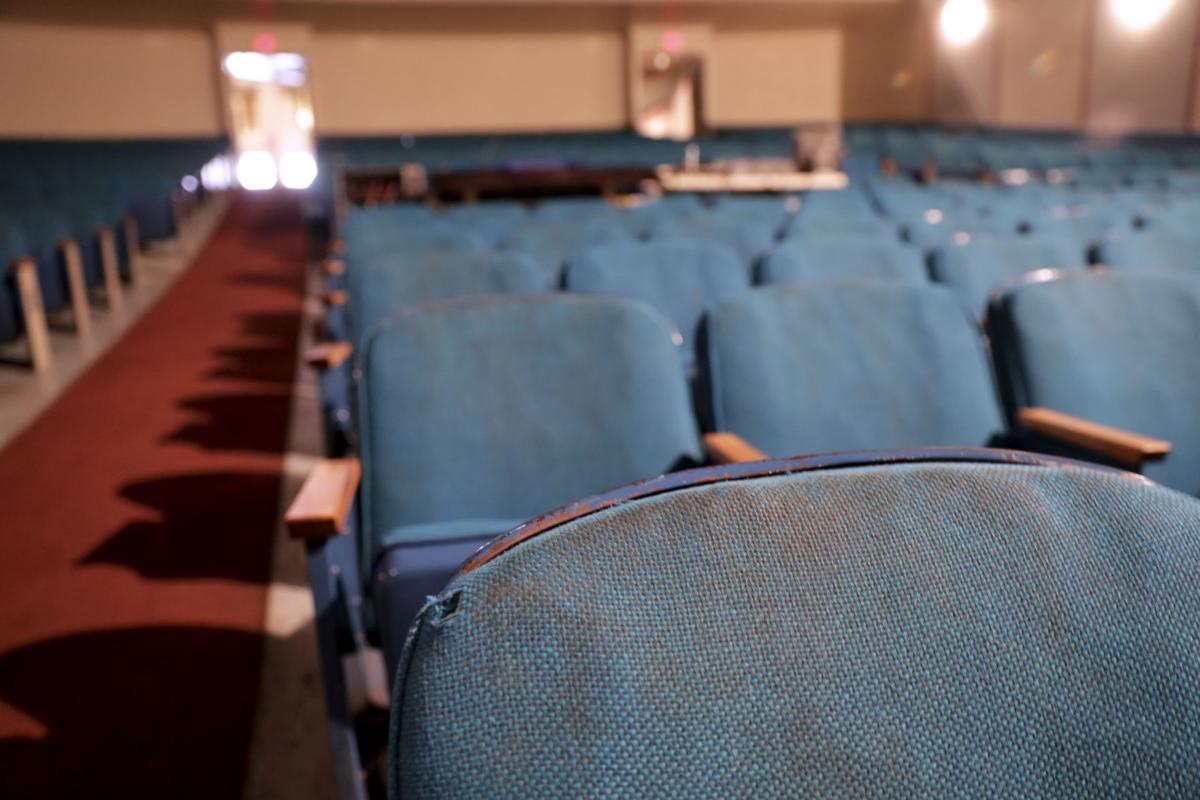 Barrymore seats