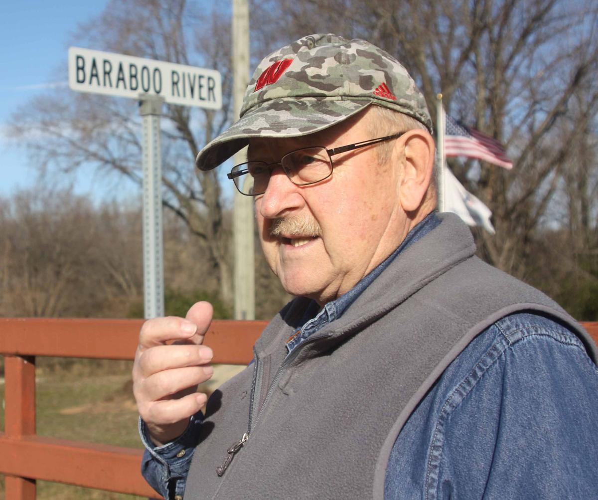 Ed Brooks talks about Baraboo River Study 4