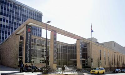 Madison central library