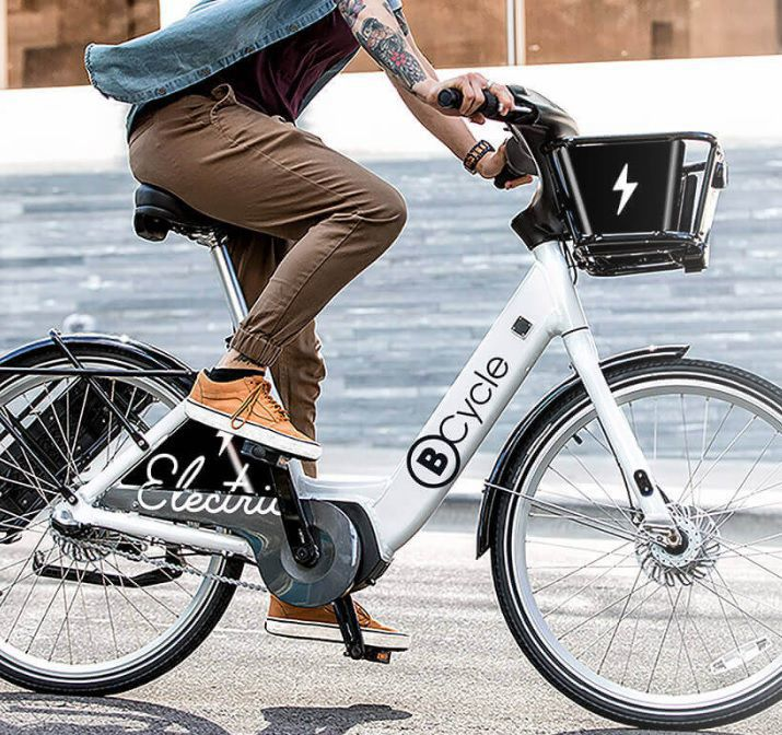 Bcycle electric