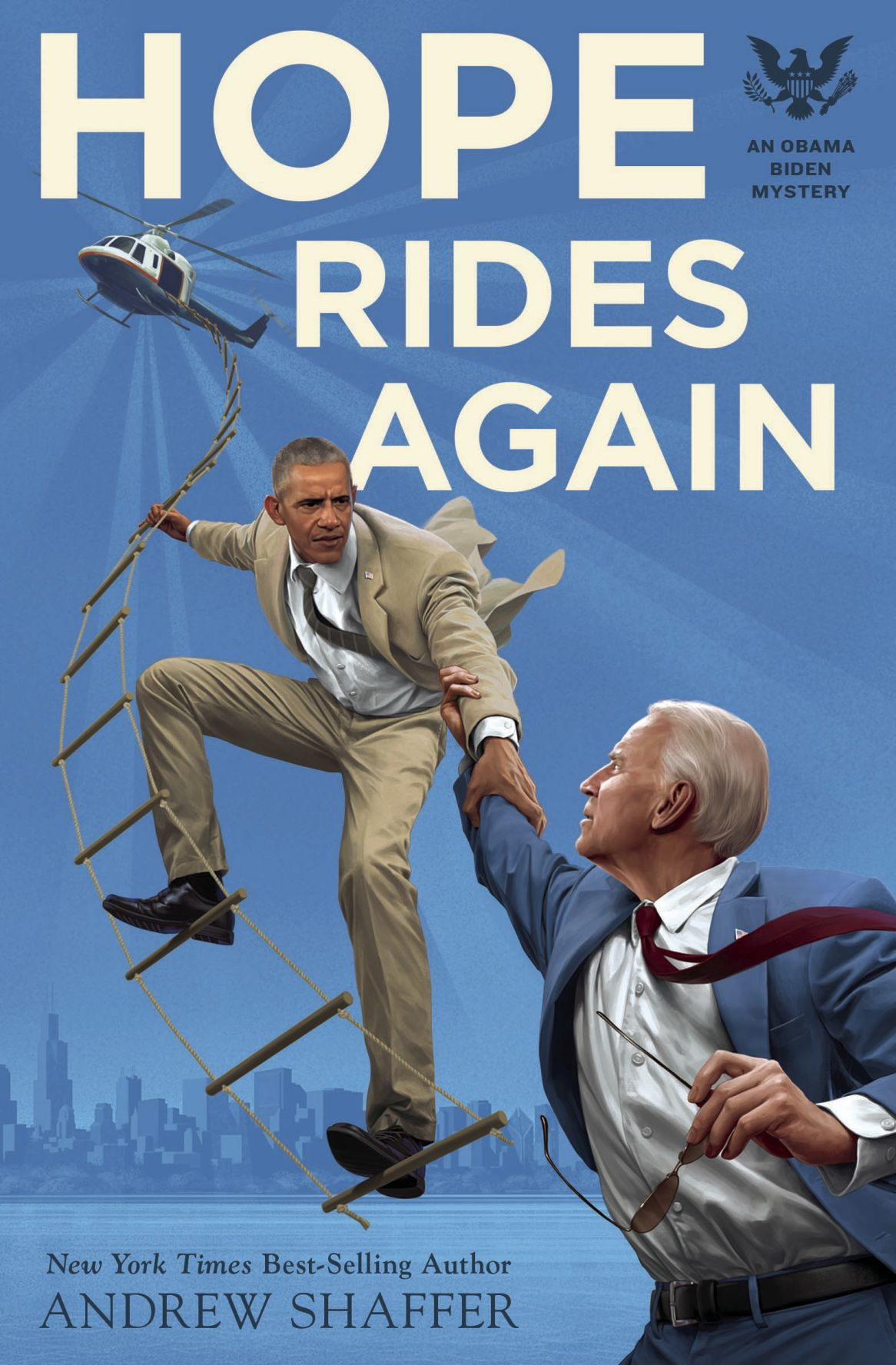 Obama/Biden mystery author to make stop in Madison | Entertainment