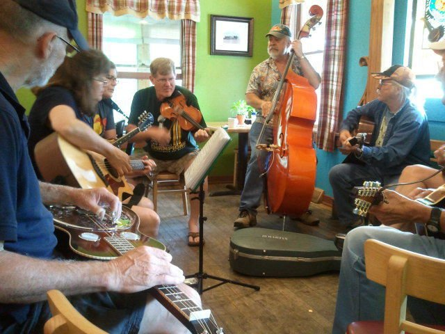 Acoustic Jam,  first  Sunday of the month, year round. SPRING GREEN GENERAL STORE