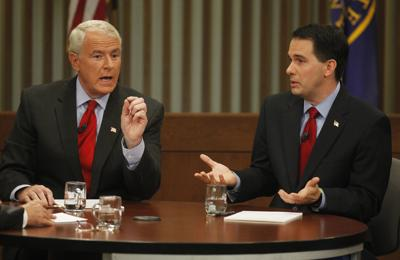 Wisconsin Recall Debate